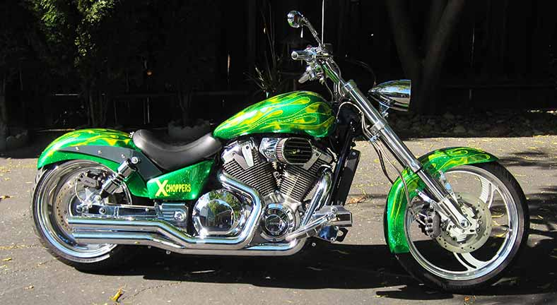 Xchoppers Com Xchoppers X Sickles Big Tire Kit For All
