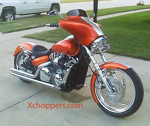 Xchoppers Com Memphis Shades Batwing Fairing