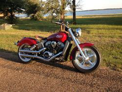 Xchoppers Indian Scout
