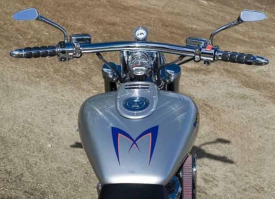 Xchoppers Com  2 U0026quot  Xtreme Bar For Honda