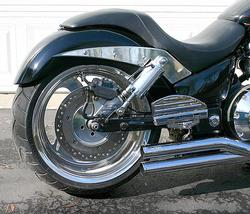 Xchoppers X Sickles Big Tire Fender