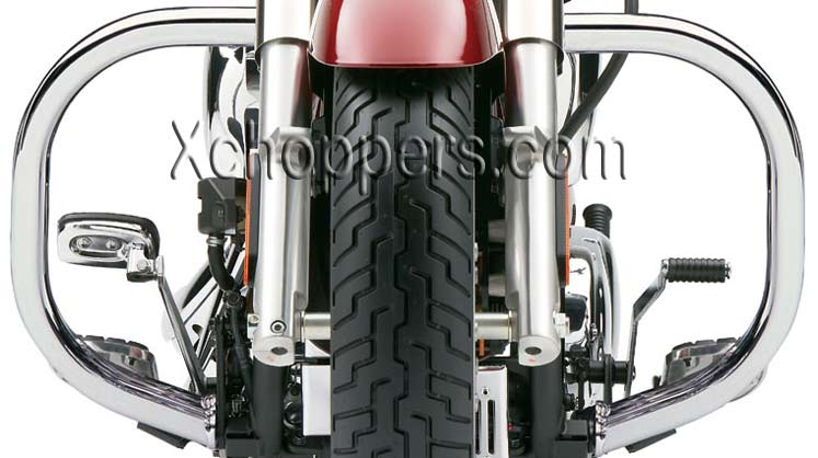 Cobra Freeway Bars for 2002-2008 Honda VTX1800N/R/S Models