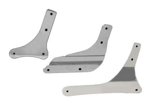 CWI Passenger Backrest Mounting Kit - VTX 1300 (all)