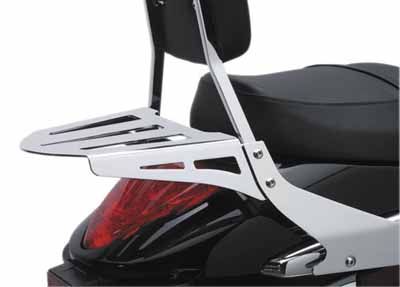 COBRA RACK FOR MOUNTING TO COBRA BACKREST ON SUZUKI M109