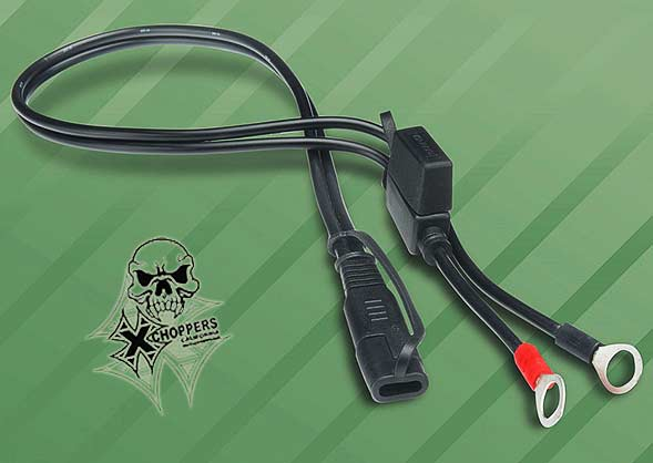 Battery Tender Quick Disconnect Harness (2ft Long)