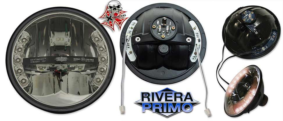Rivera Primo 5-3/4″ Phase2 HedLED Headlamp