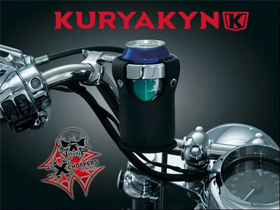Kuryakyn Beverage Carrier Universal Drink Holder