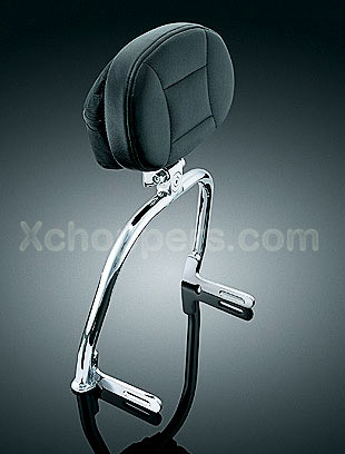 Kuryakyn Driver Backrest for VTX 1300 R&S & VTX 1800 R&S