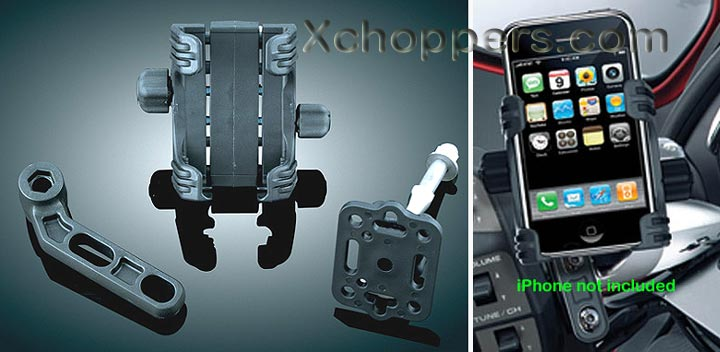 Kuryakyn Tech-Connect™ Device Mounting System