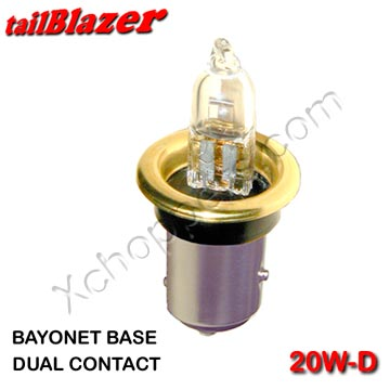 Kisan TailBlazer Plug In SELF MODULATING HALOGEN BULB