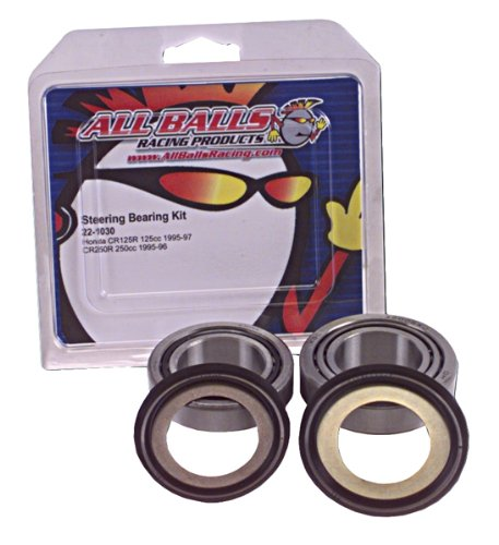 All Balls Steering Stem Bearing Kit - Honda Fury