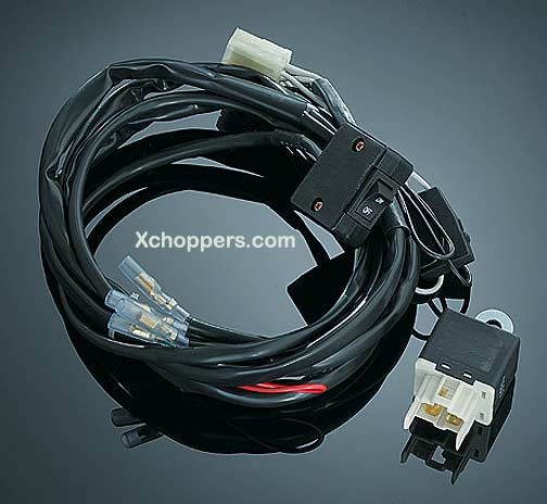 Kuryakyn Universal Wiring and Relay Kit