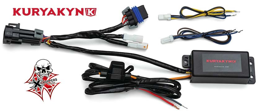 Rear Signal Splitter Modules for Scout - 4 WIRE