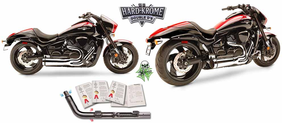 Hard Krome Velocity Pro RACE Edition Chrome - M109R