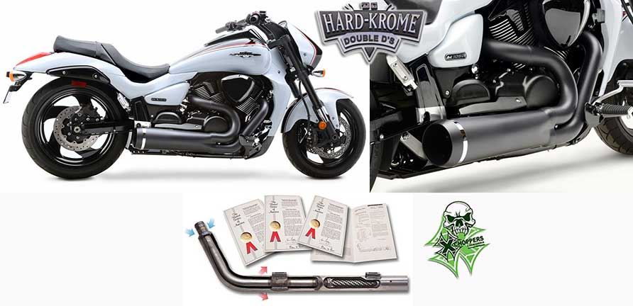 Hard Krome Velocity Pro RACE Edition Black - M109R