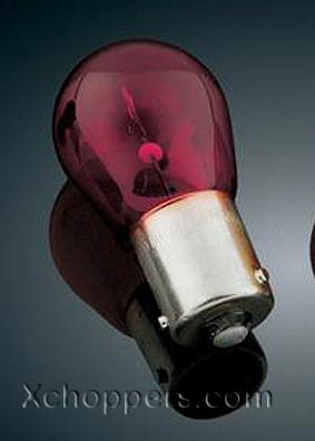 Kuryakyn RED #1156 TURN SIGNAL BULB