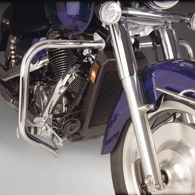 "Big Bike Parts 1 1/4"" HIGHWAY BARS - Honda VT1100 Sabre '00-'08"