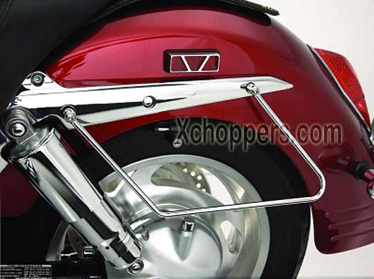 SADDLEBAG SUPPORT STAYS - VTX 1300 R/S & 1800 R/S/N/T