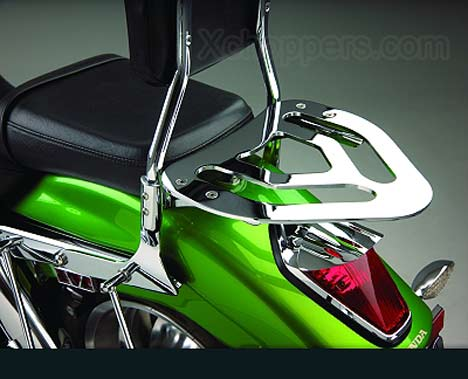 Big Bike Parts - Sissy Bar Luggage Rack