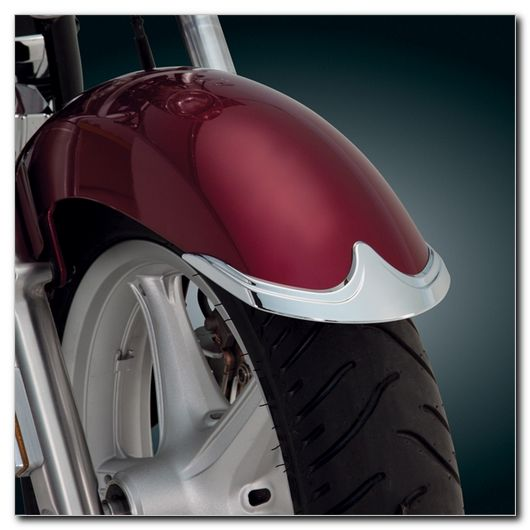 FRONT FENDER TIP ACCENT - Honda VT1300 Stateline / Interstate