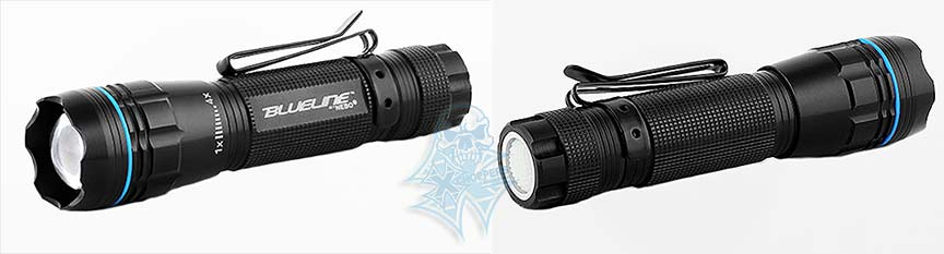 Nebo Blueline 180 Lumen Flashlight