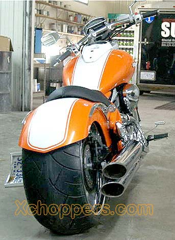 <B>M109R - Sumo-X 240/260/280/300 Rear Fender Kit</B>