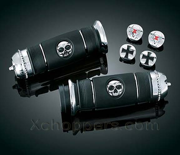 "Kuryakyn Transformer Grips for 1"" Bars <B>Suzuki M109,C109 +</B>"