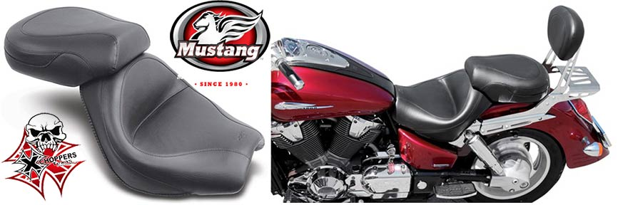 VTX1800R/S/T Mustang Wide Touring 2 Piece Original, No Studs