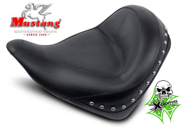 Mustang Wide Studded Touring Solo only Honda Fury 2010-2017