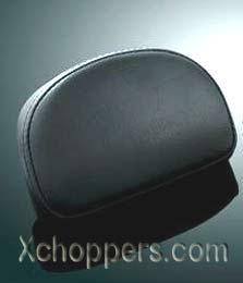 Kuryakyn Backrest Pad for VT-1300 Plug-N-Play ea (1605)