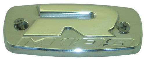 Yana Shiki Polished Brake Reservoir Cap, M109 (all)