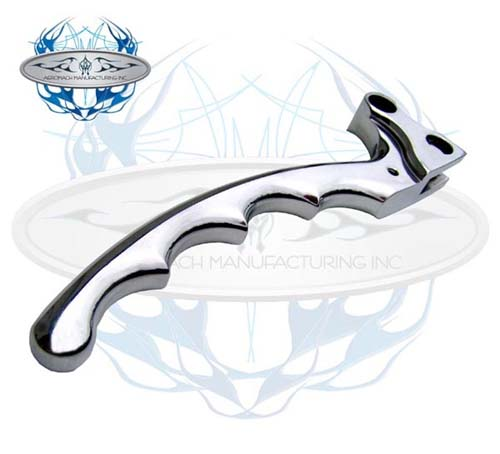 Aeromach Pistol Grip Levers (pr) - Honda w/ Cable Oper. Clutch