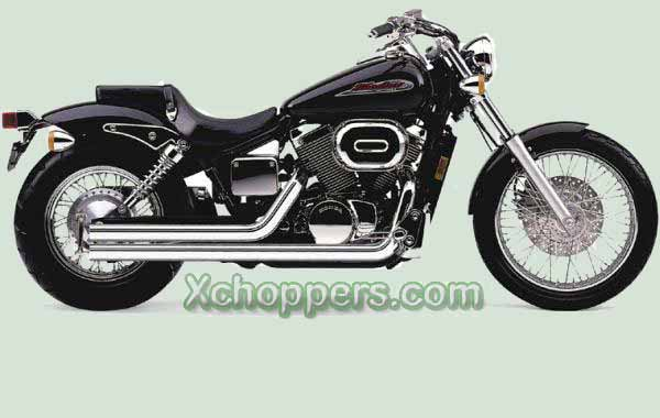 Cobra Streetrod - Shadow Spirit 750 (01-up)