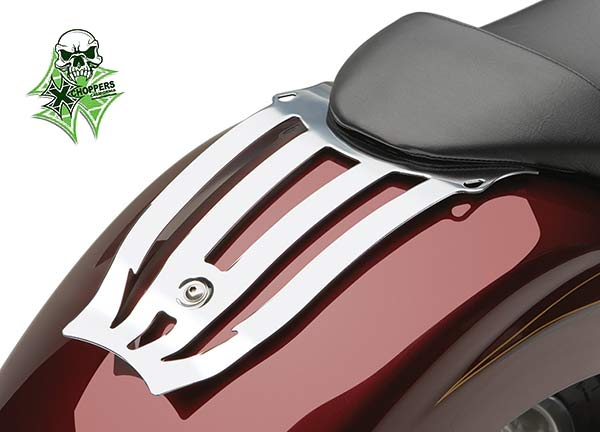Cobra Solo Luggage Rack (Formed) - VT1300 Fury
