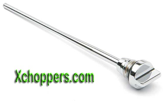 40% OFF Cobra Chrome Billet Dipstick - Suzuki M109