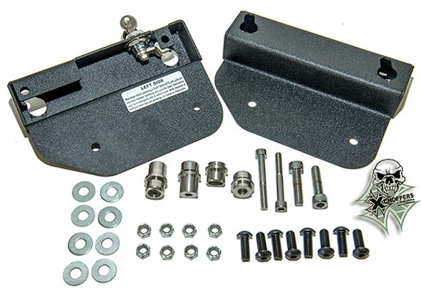 XChoppers Parts for Honda VTX1800, VT1300, Fury, Suzuki M109 and