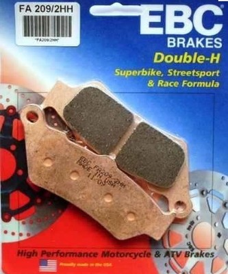 Ducati Diavel EBC Rear Brake Pads