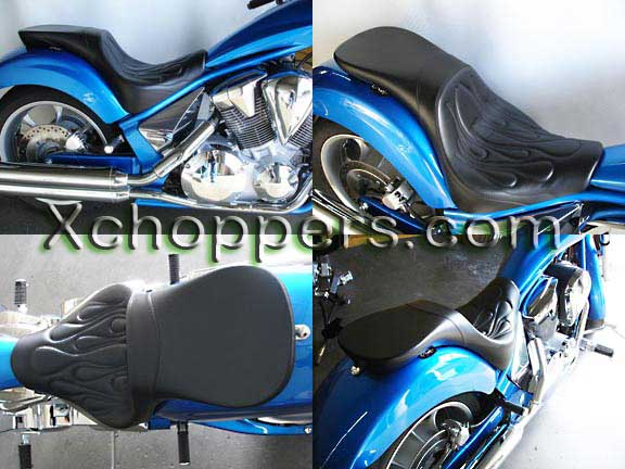 <B>C&C Motorcycle Seats - Sport Tour for Honda Fury</B>