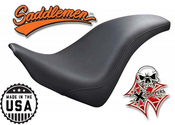 Saddlemen Profiler Seat - Plain - Honda Fury Models