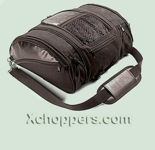 Big Bike Parts - Deluxe Solo Bag