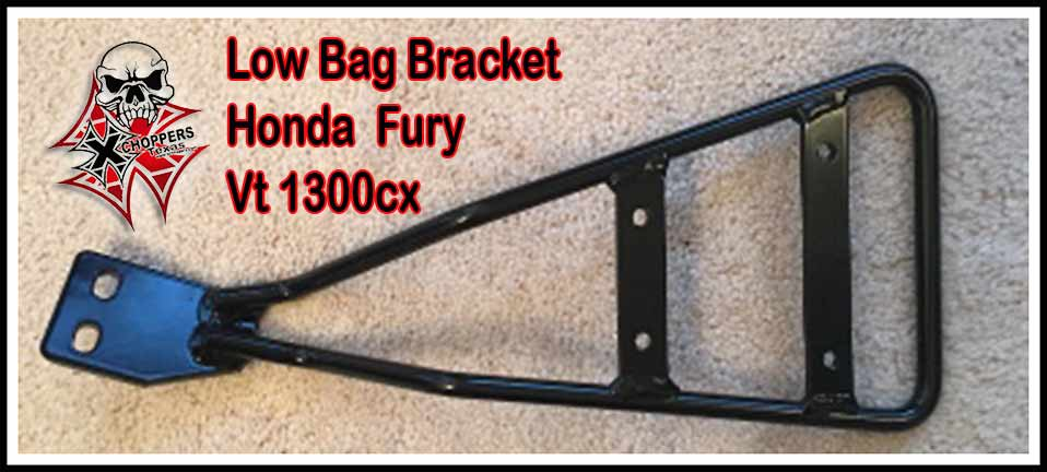 Low Bag Bracket Honda Fury Vt 1300cx
