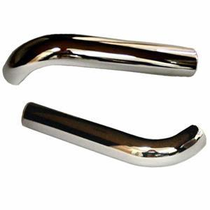 Mortons - Heat Shields for Morton Exhausts