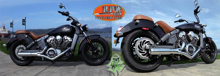 RPW INDIAN SCOUT & SCOUT 60 – RICOCHET IN-601