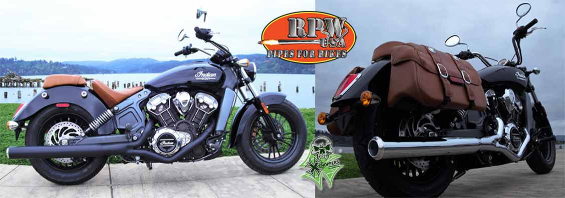RPW INDIAN SCOUT & SCOUT 60 – AMBUSH IN-621