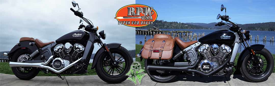 RPW INDIAN SCOUT & SCOUT 60 – BRAVE IN-668