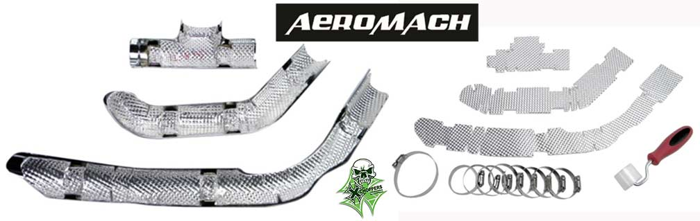 Aeromach Scout Heat Shield Liner Kit