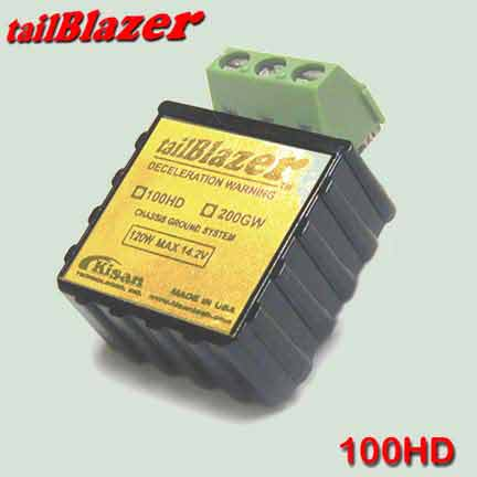 Kisan Tailblazer - Splice-In Unit - Tail Light Modulator