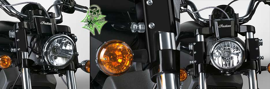 SwitchBlade Quick Release Mount Kit, Straight Forks
