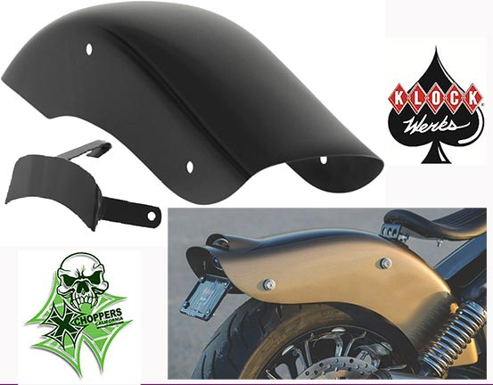 Klock Werks Outrider Rear Fender - Indian Scout 2015