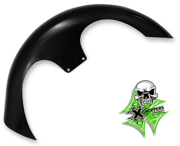 "Klock Werks Front Fender for 26"" Wheel - Custom Applications"